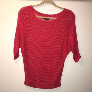 Express size Small 3/4 length sweater